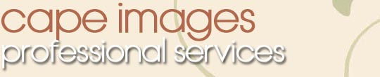 Cape Images: professional and business services